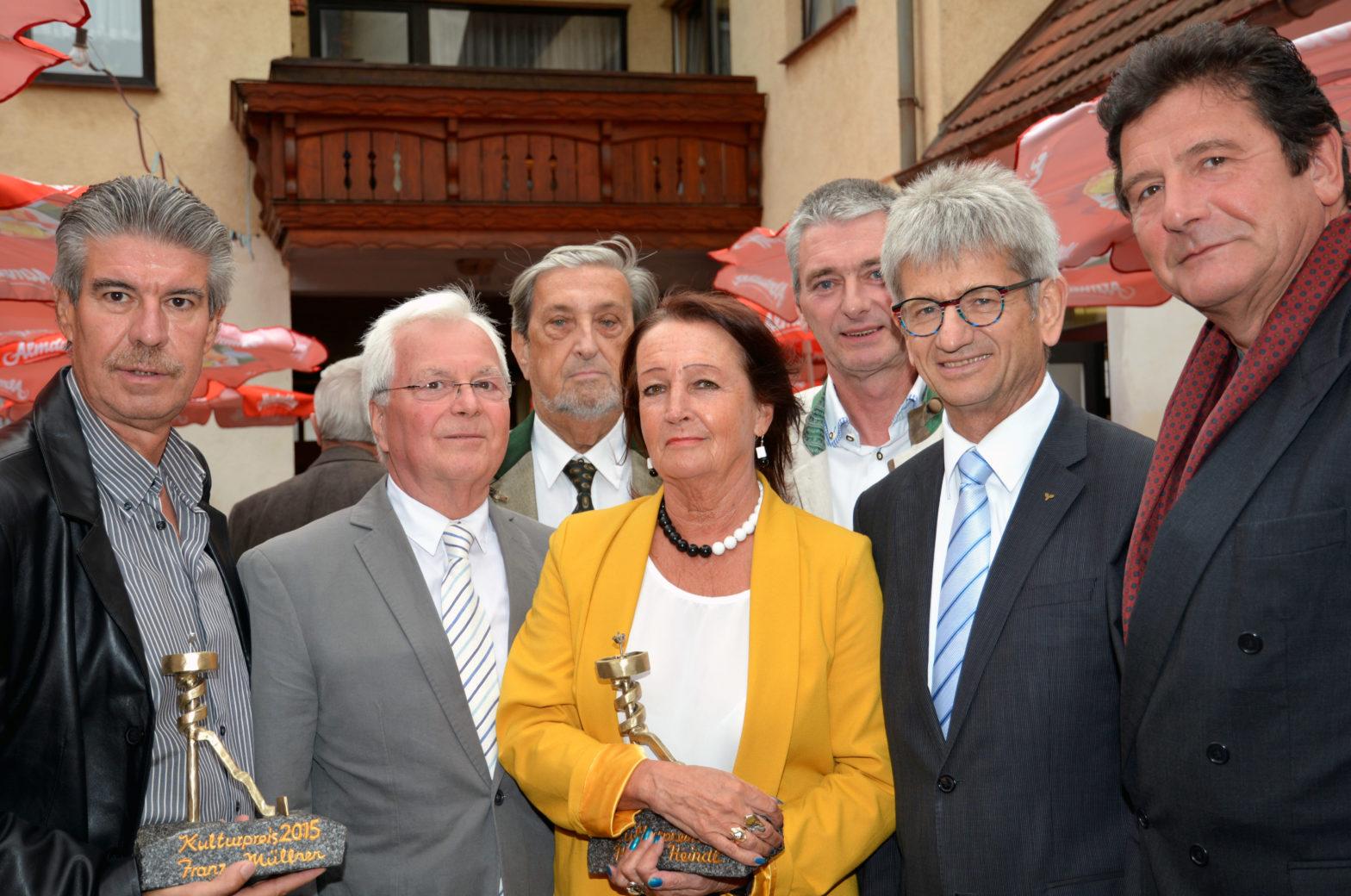 Der Tullnerfelder Kulturverein feierte sein 20 jähriges Jubiläum in Königstetten.