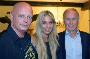 Gary Lux und Yvonne Ruef Josef Hickersberger DSC2102
