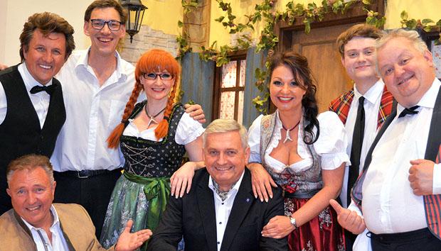 Österreich Premiere: Servus Peter – eine Hommage an Peter Alexander