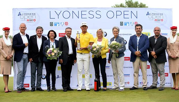 GOLF - PGA, Lyoness Open 2016