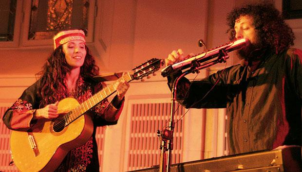 TimnaBrauer & EliasMeiri: Songs from Jerusalem