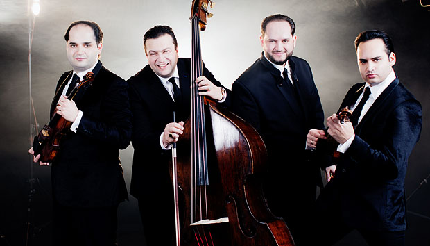 Janoska Ensemble im Berghotel Tulbingerkogel
