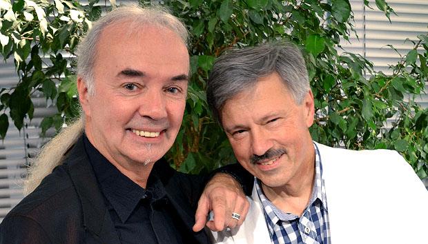 Weinherbstfest mit Willi Dussmann und Peter Meissner