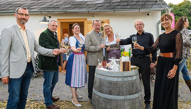 Berghotel Tulbingerkogel eröffnet neues »Roscherhaus«